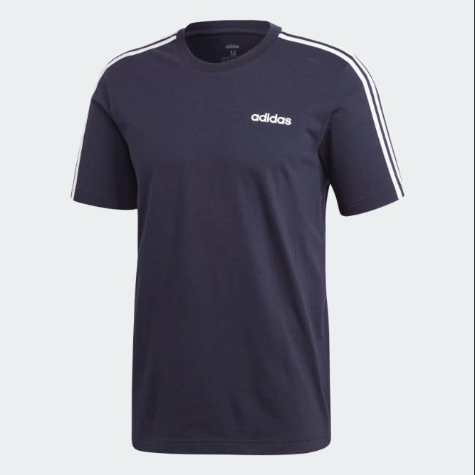 Camiseta Essentials Adidas Camiseta Adidas 3 3 Rayas N8Omn0vw